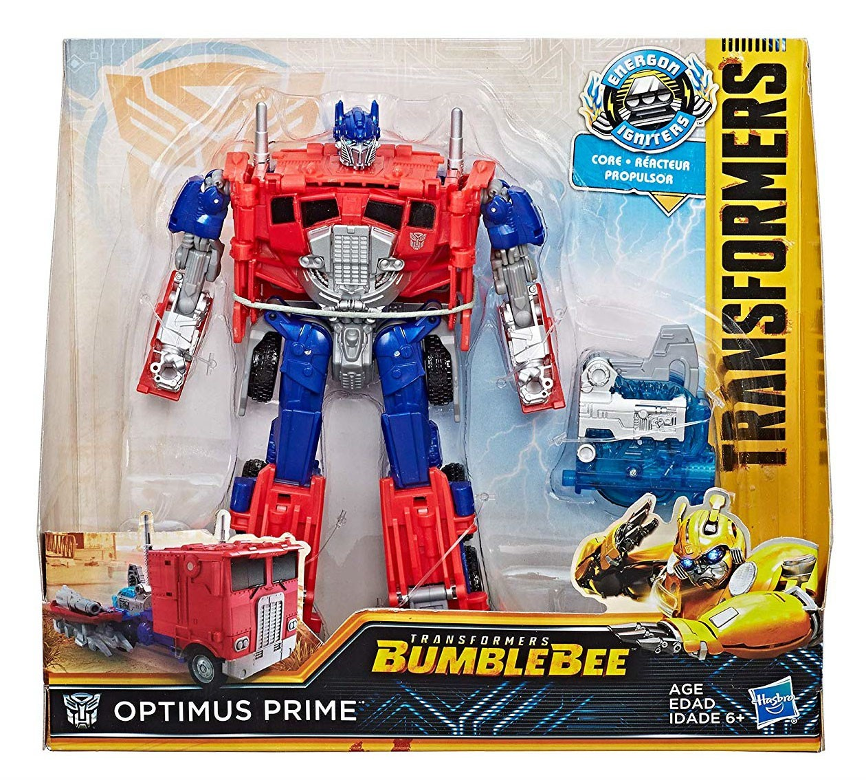 Transformers News: Bumblebee Movie toys are currently available on Amazon.com plus Studio Series and more #JoinTheBuzz