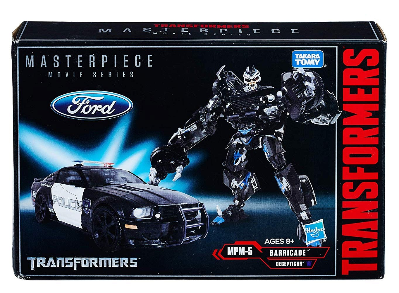 Transformers News: More amazing Amazon.com deals: Transformers Studio Series and MPM-5 Barricade
