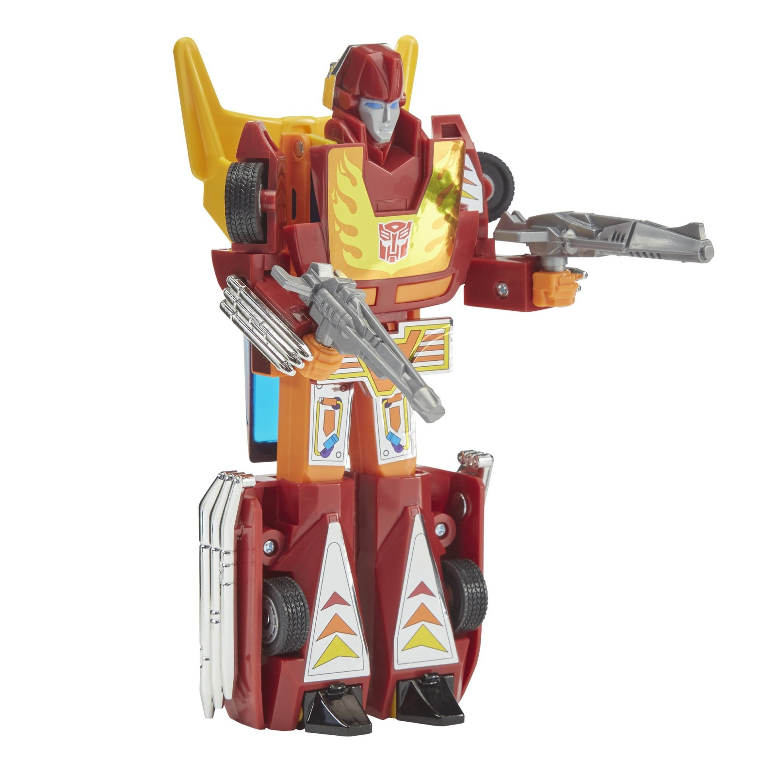 Transformers News: G1 Hot Rod reissue available for 50% off currently on Walmart.com