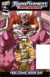 Transformers Armada: Free Comic Book Day