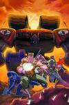 G.I.Joe vs the Transformers