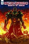 Micronauts: Wrath of Karza #4