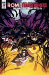 Rom Vs. Transformers: Shining Armor #3
