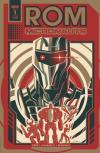 Rom & The Micronauts #1
