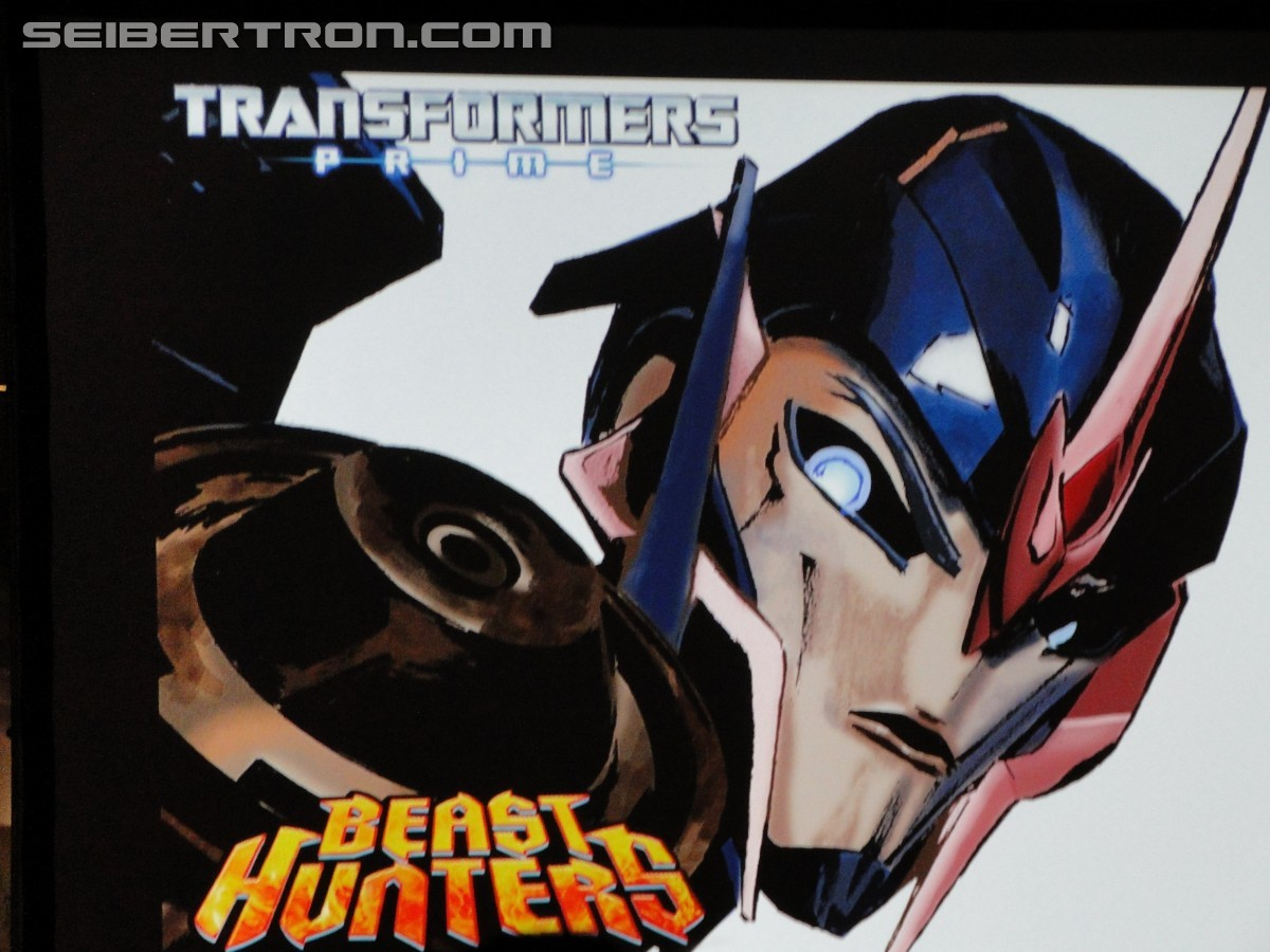 BotCon 2013 News: IDW Panel - ReGen One #0, Beast Hunters, Dark Cybertron and More