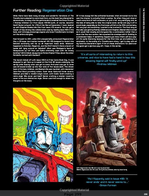 Transformers: 30th Anniversary Collection Preview
