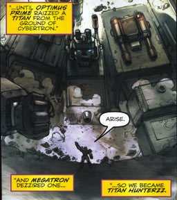 IDW Transformers: Robots in Disguise #19 Review