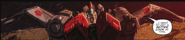 Transformers Monstrosity #2 Review