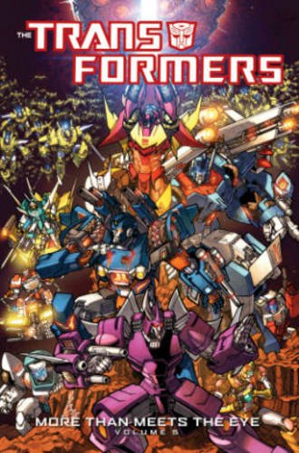 Re: New Amazon Transformers Trade Paperback and Hardcover Pre-orders