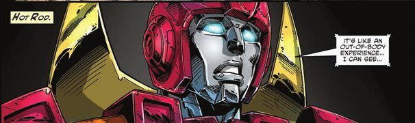 Transformers: ReGeneration One #93 Review