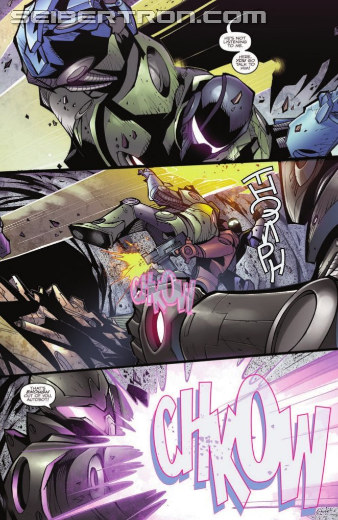 Transformers: Prime Beast Hunters #3 Preview