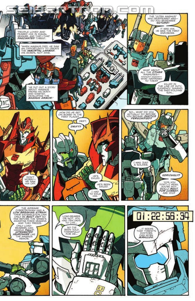Transformers More Than Meets the Eye #19 Preview