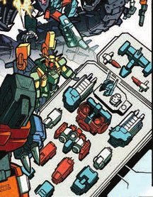 Transformers More Than Meets the Eye #19 Review