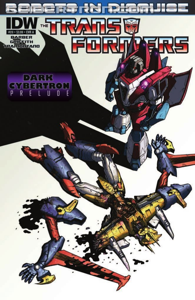 Transformers: Robots in Disguise #20 Preview