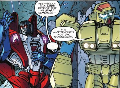 Transformers: Robots in Disguise #20 Review