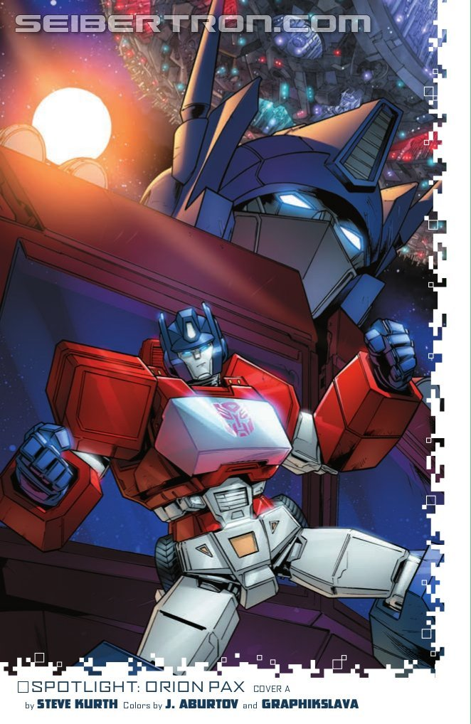 Transformers: Dark Prelude TPB Preview