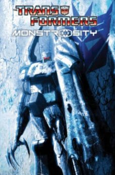Re: Amazon Transformers: Monstrosity and Transformers: Robots In Disguise Volume 5 Paperback Pre-Orders