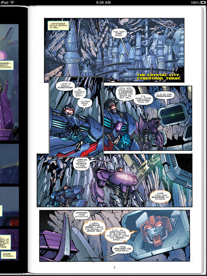 Sneak Peek: Transformers: Robots in Disguise Ongoing # 21