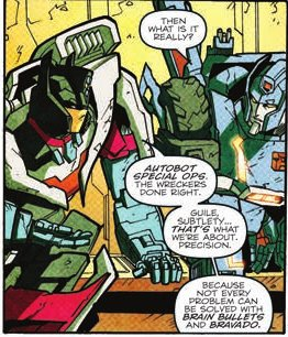 Re: Transformers: More Than Meets The Eye Ongoing #20 Preview