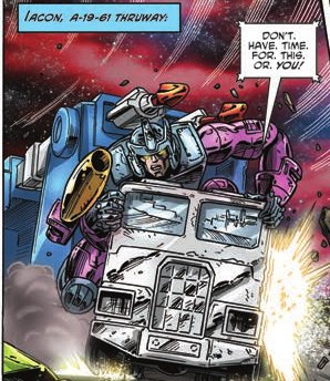 Transformers: Regeneration One #94 Review
