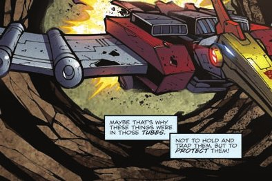 Transformers Prime Beast Hunters #4 Review