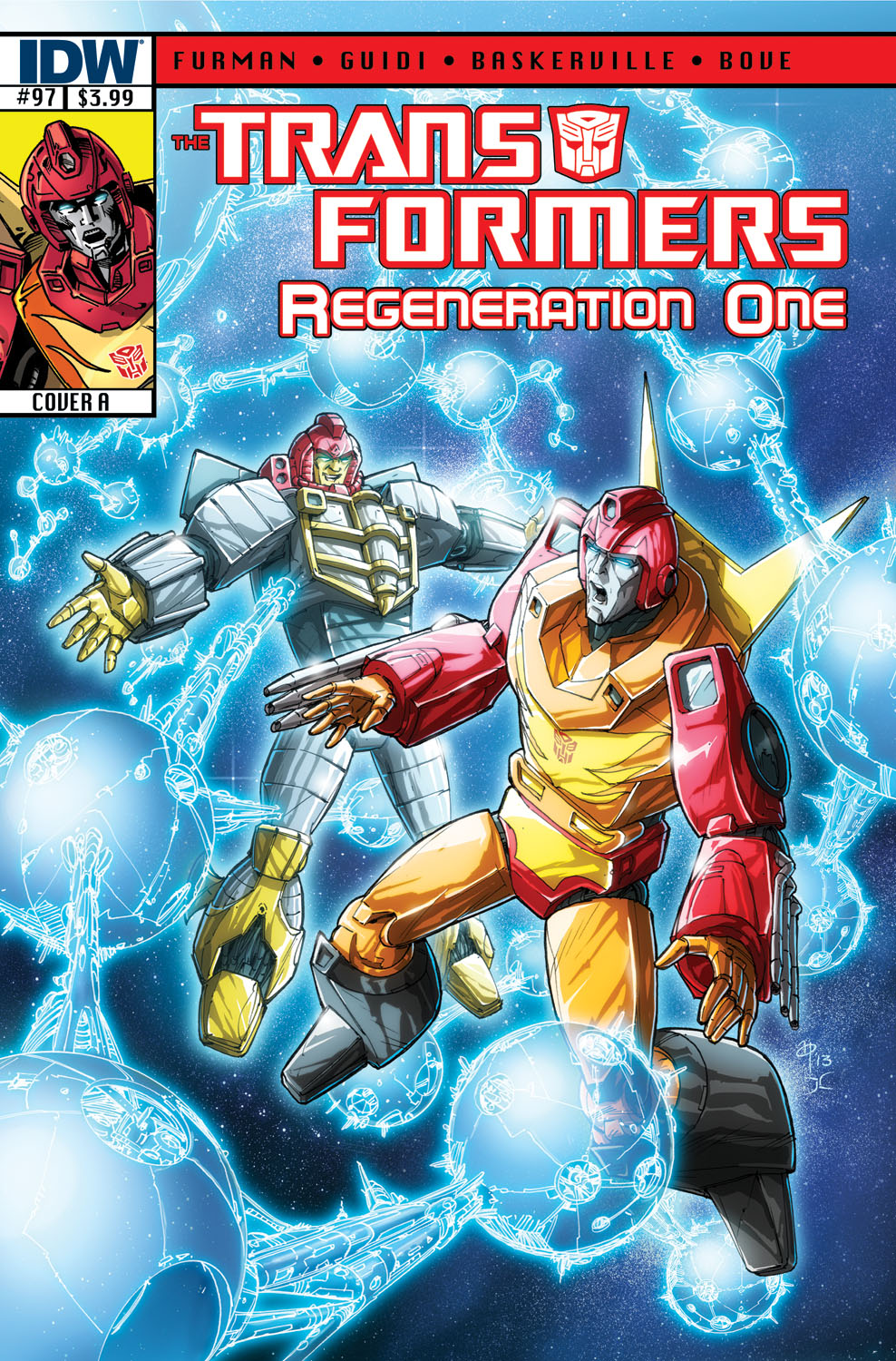 Transformers News: IDW Publishing December 2013 Solicits: Dark Cybertron, Dead Universe, Beast Hunters and More