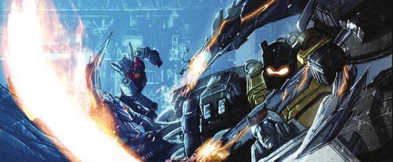 Transformers News: IDW Transformers: Monstrosity 4 (of 4) Review