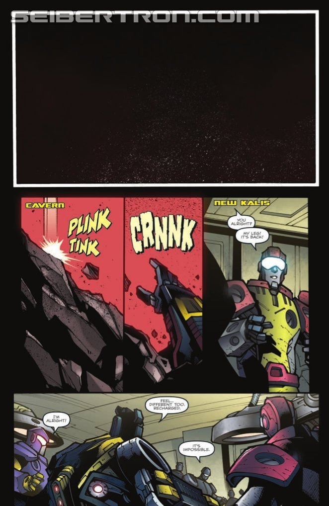 Transformers News: IDW Transformers Prime: Beast Hunters #5 Preview