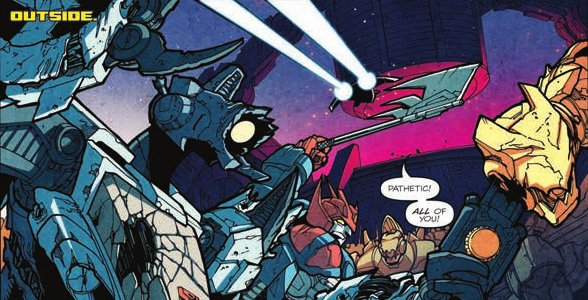 Transformers News: IDW Transformers: More than Meets the Eye #21 Review