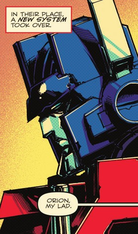 Transformers News: Review of IDW Optimus Prime #1