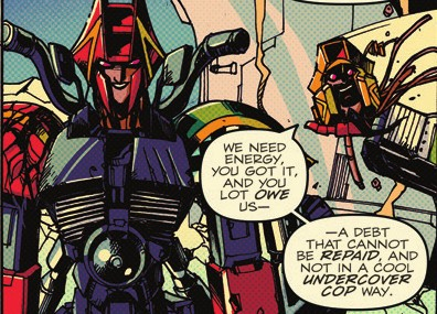 Transformers News: Review of IDW Optimus Prime #2