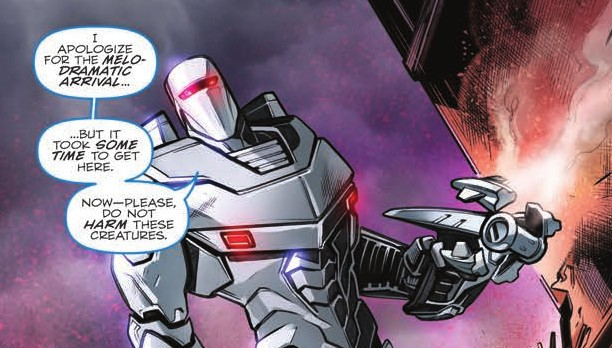 Transformers News: Review of IDW #Revolutionaries #1