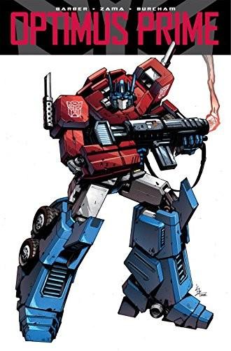 Transformers News: IDW Optimus Prime Volume 1 TPB Online Listing