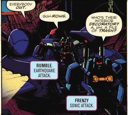 Transformers News: Review of IDW Optimus Prime #3