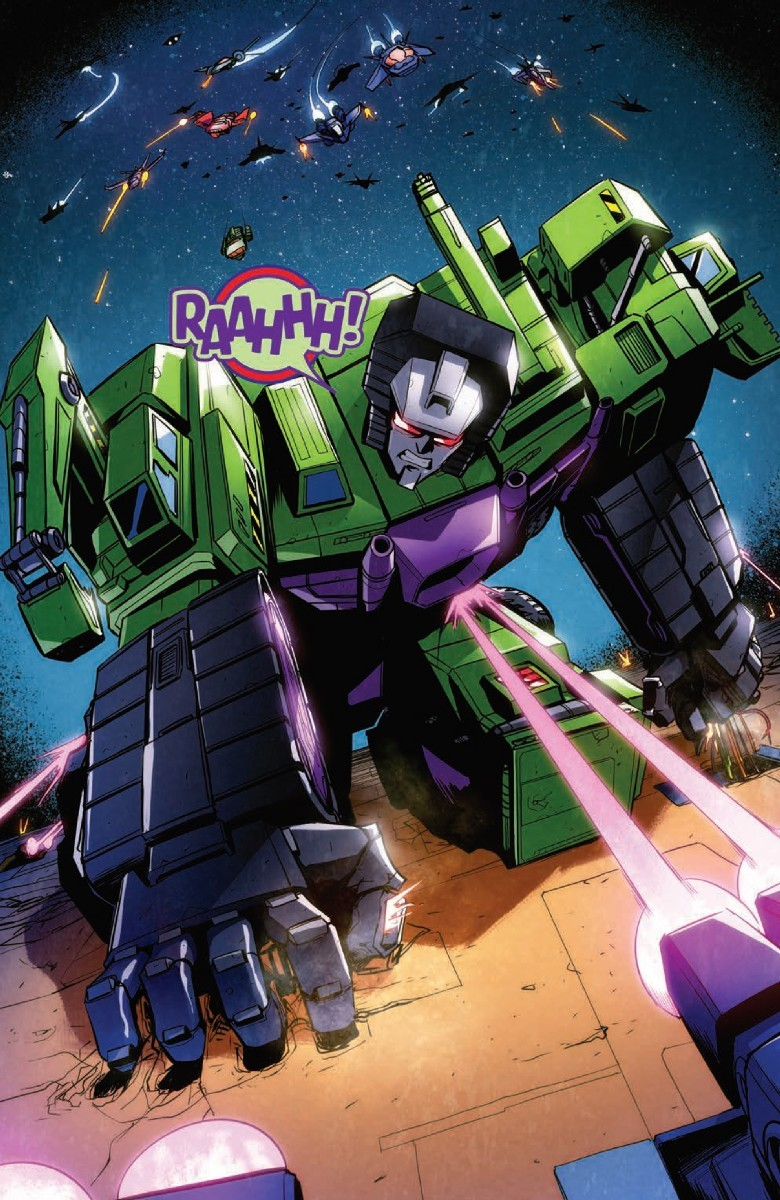 Transformers News: Full Preview of IDW Transformers: Till All Are One #7