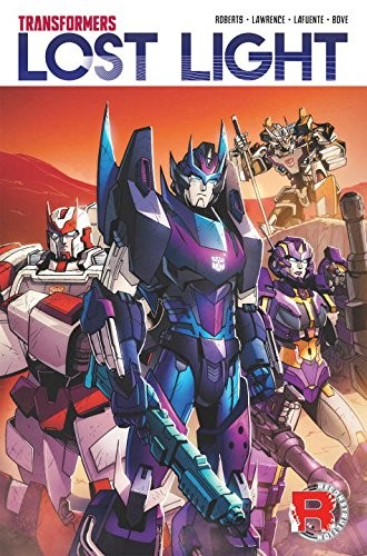 Transformers News: IDW Transformers: Lost Light Volume 1 TPB Listed on Amazon.com
