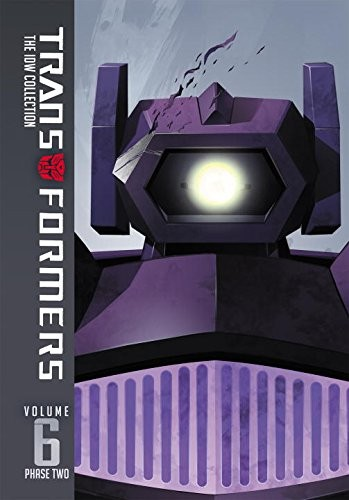 Transformers News: Transformers: IDW Collection Phase Two Volume 6 Amazon Preorder