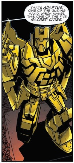 Transformers News: Review of IDW Transformers: Lost Light #3