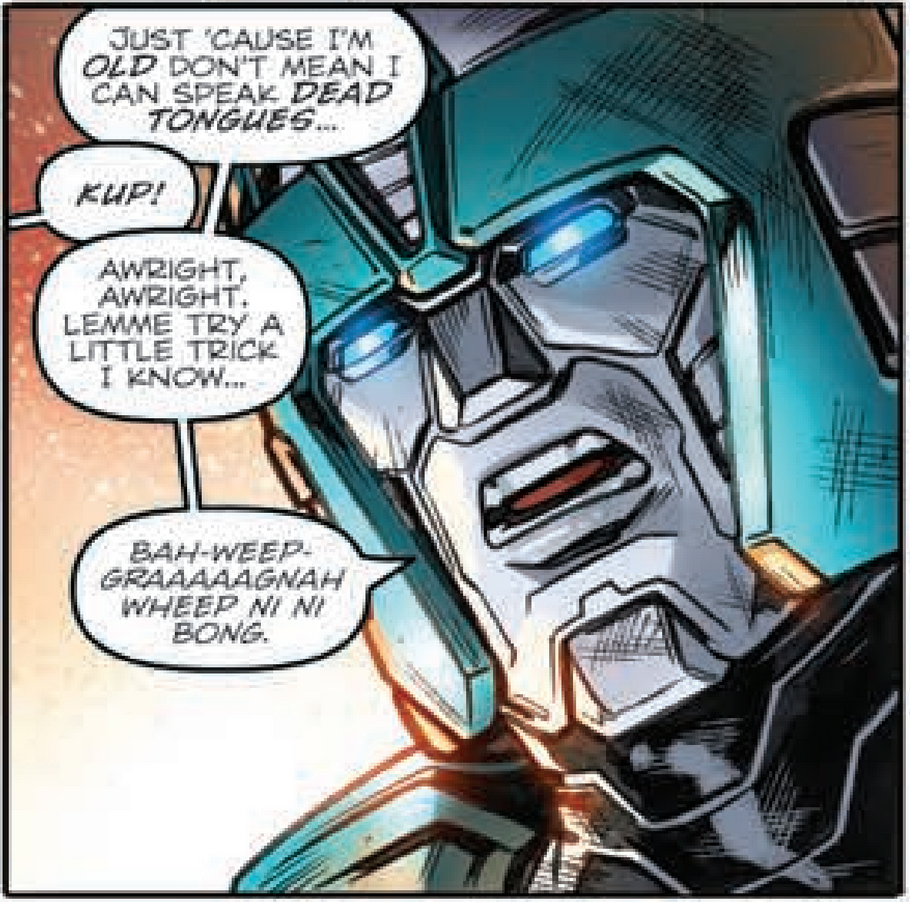 Transformers News: Review of IDW Revolutionaries #2