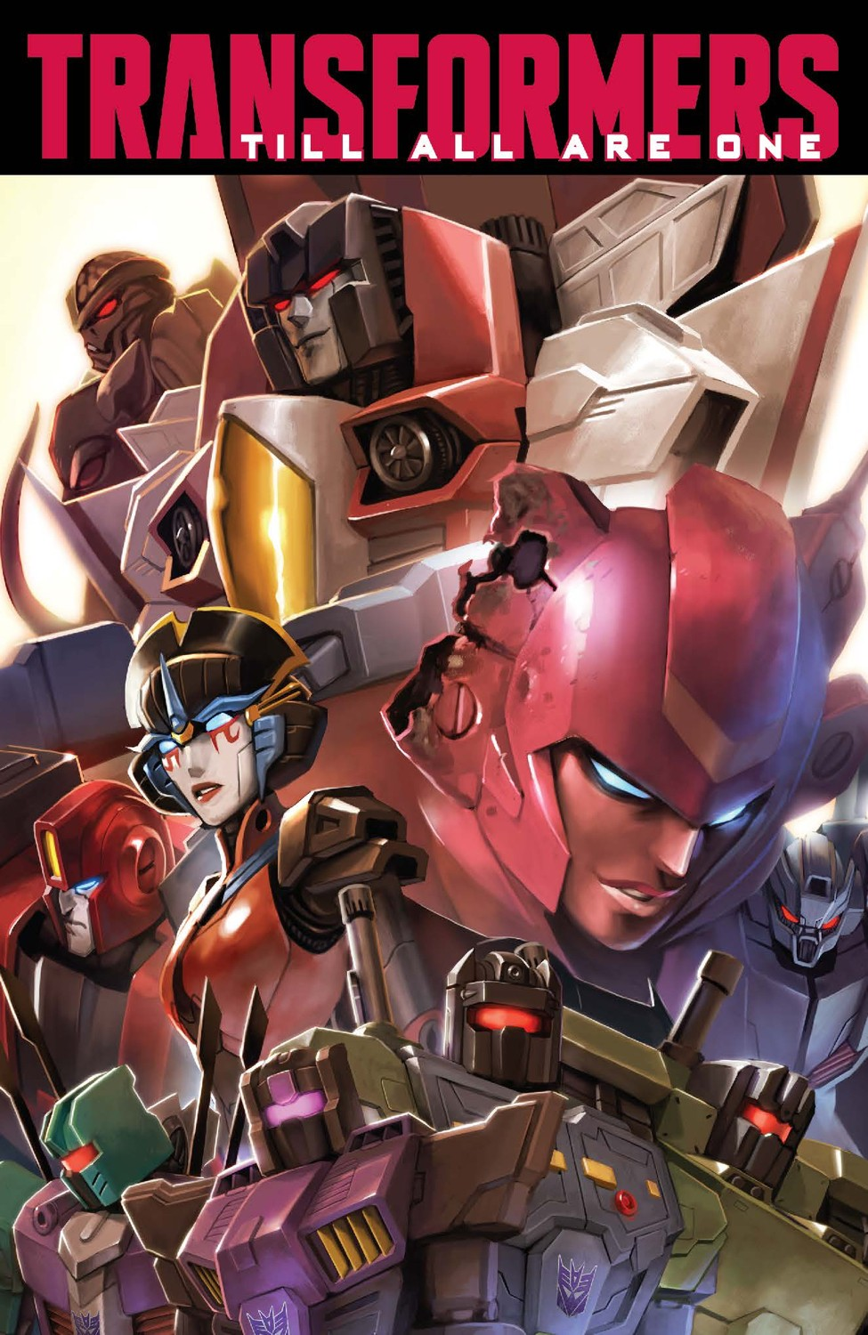 Transformers News: IDW Comics June 2017 Solicitations: Transformers and Hasbro Universe