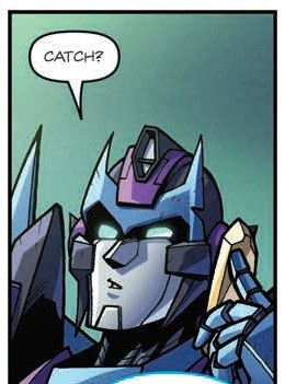 Transformers News: Review of IDW Transformers: Lost Light #5