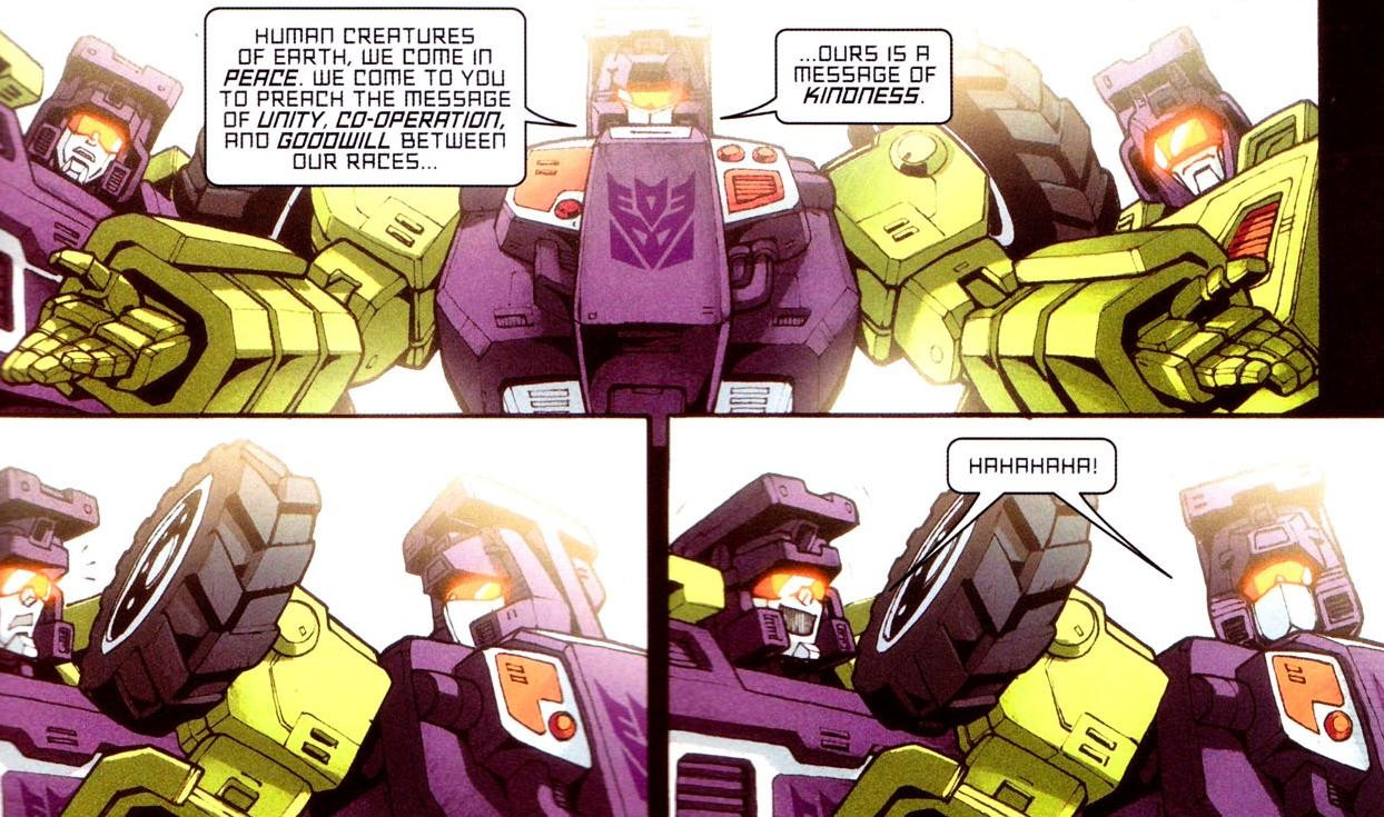Transformers News: 5 Good Things About All Hail Megatron