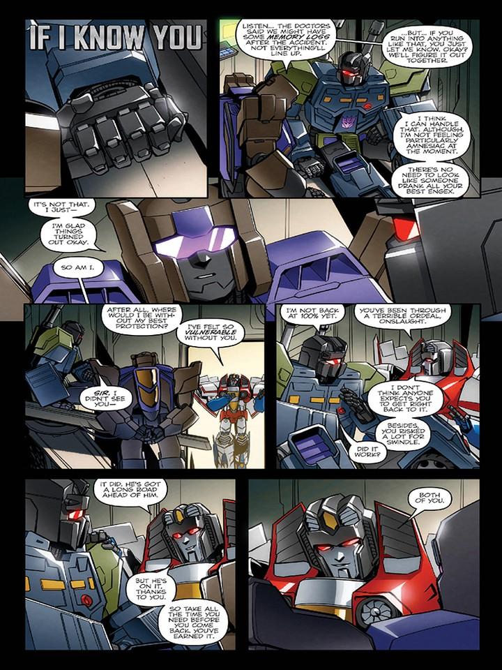 Transformers News: IDW Till All Are One #11 Sneak Peek