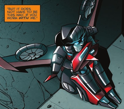 Transformers News: Review of IDW Transformers: Till All Are One #11