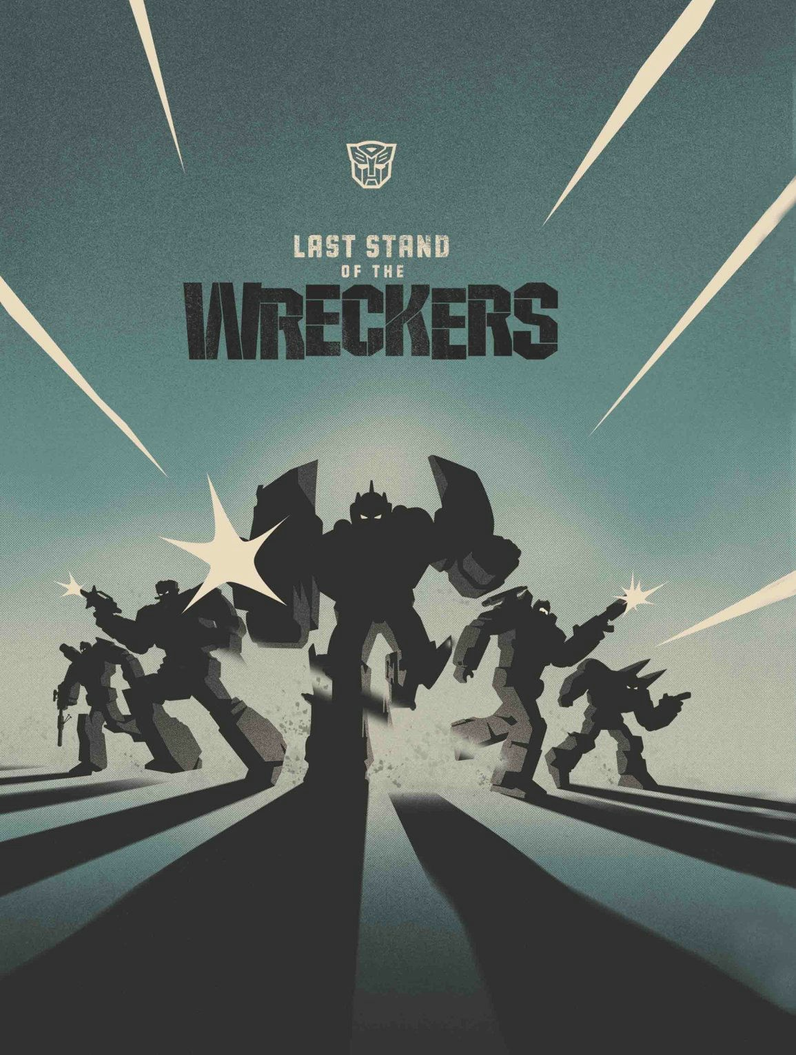 Transformers News: New Listing for Transformers: The Wreckers Saga