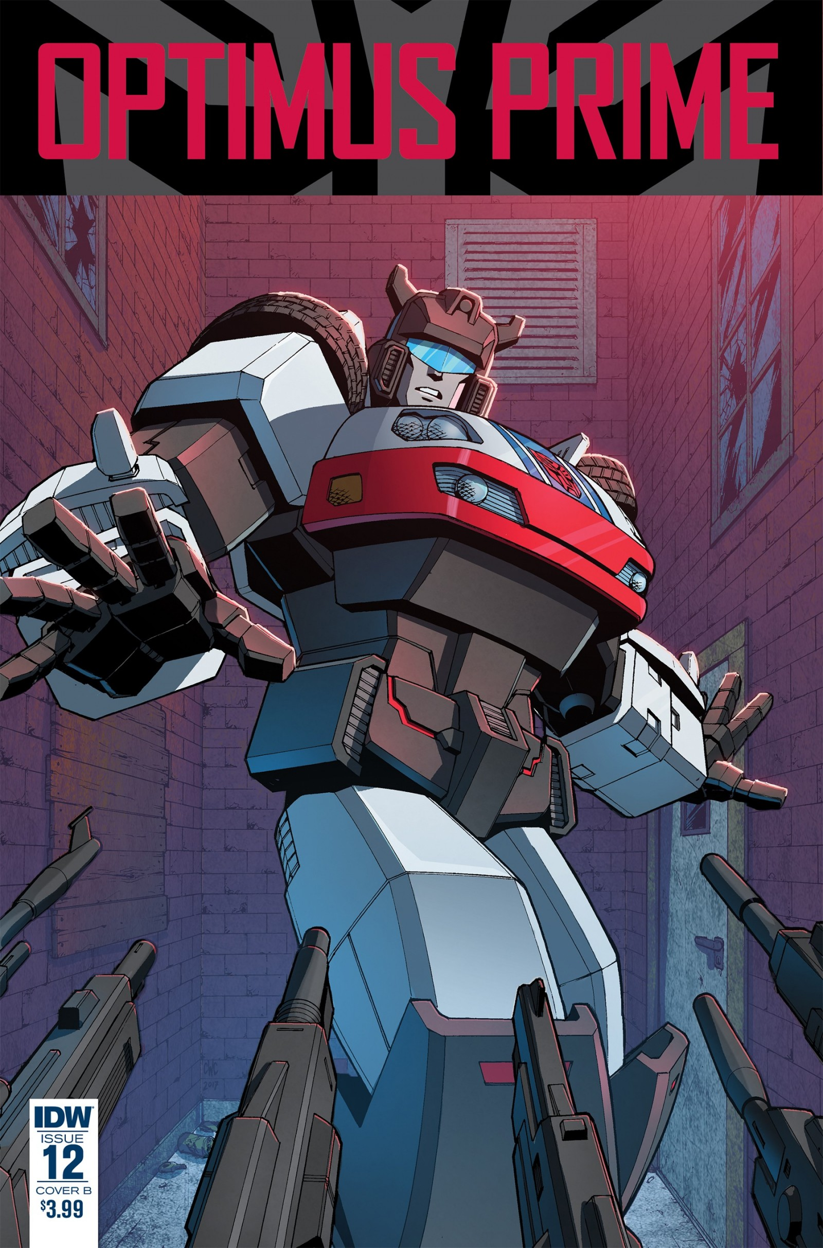 Transformers News: IDW IDW Transformers and Hasbro Universe Comics Solicitations for October 2017
