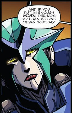 Transformers News: Review of IDW Rom Vs. Transformers: Shining Armor #1