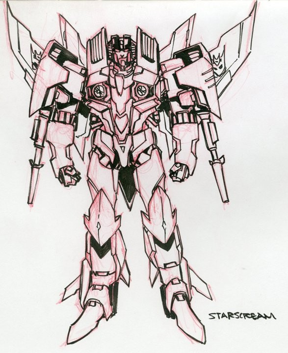 Transformers News: IDW Rom Vs. Transformers: Shining Armor Character Designs by Alex Milne