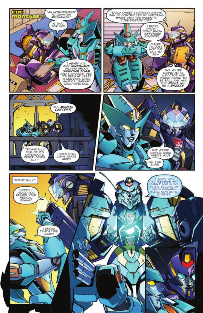 Transformers News: Full Preview for IDW Transformers: Lost Light #8
