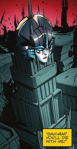 Transformers News: Review for IDW Transformers: Till All Are One #12 - Final Issue